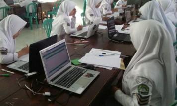 USBN di SMKN Darul Ulum Muncar